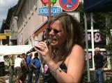 Stadtfest Liane gibt Alles